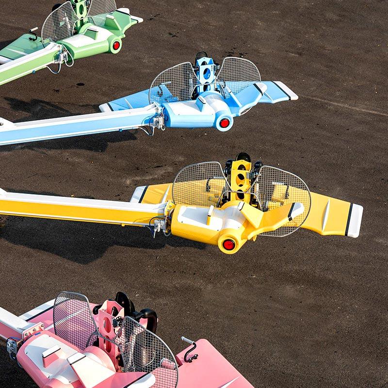 Attraction aeroplane 360